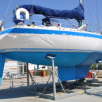 antifouling in june 2011